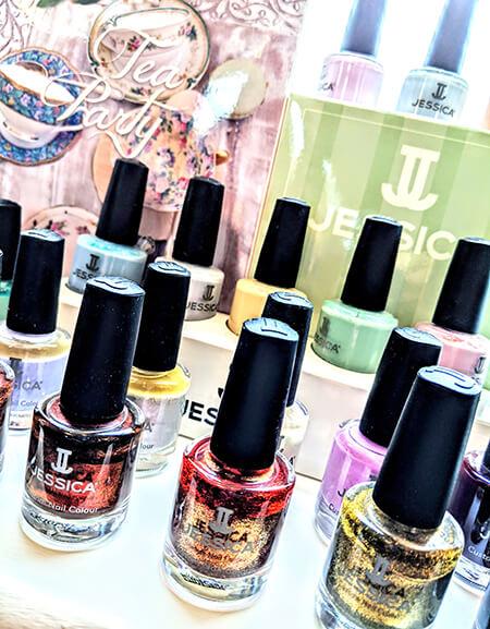 JJ nails barnsley