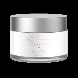 GB formulations glow exfoliator