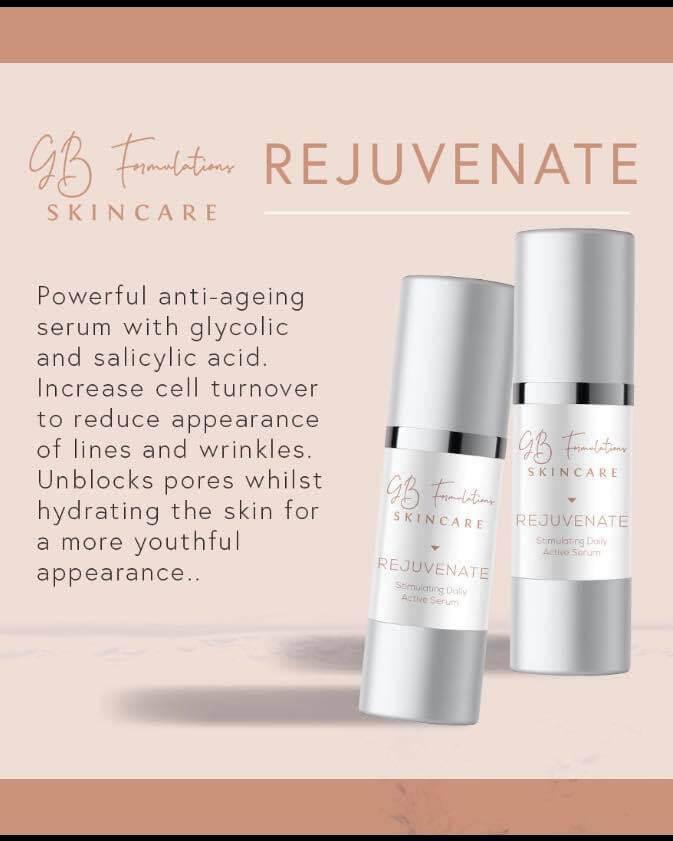 GB formulations skin care